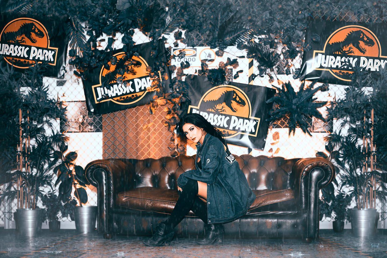 Hype x Jurassic Park